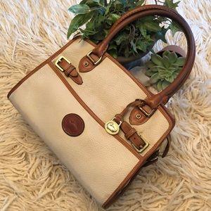 Vintage Dooney & Bourke satchel/crossbody purse